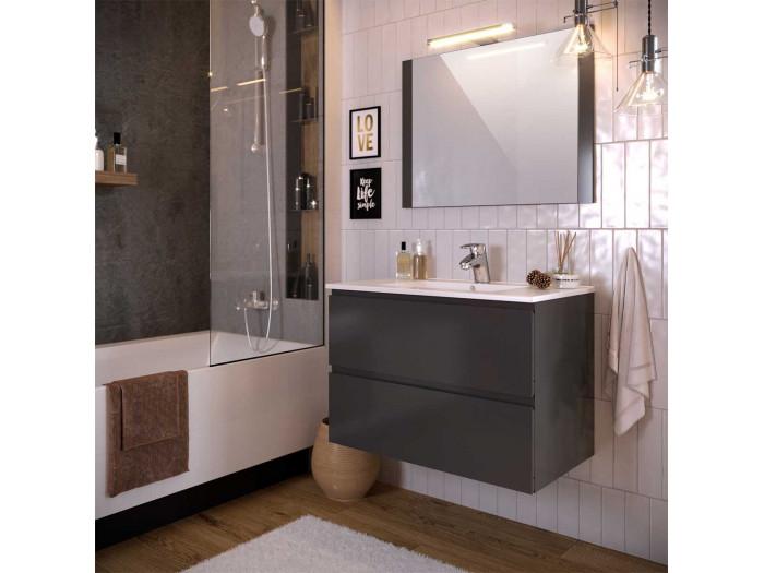 ALANI meuble de salle de bain 80 cm