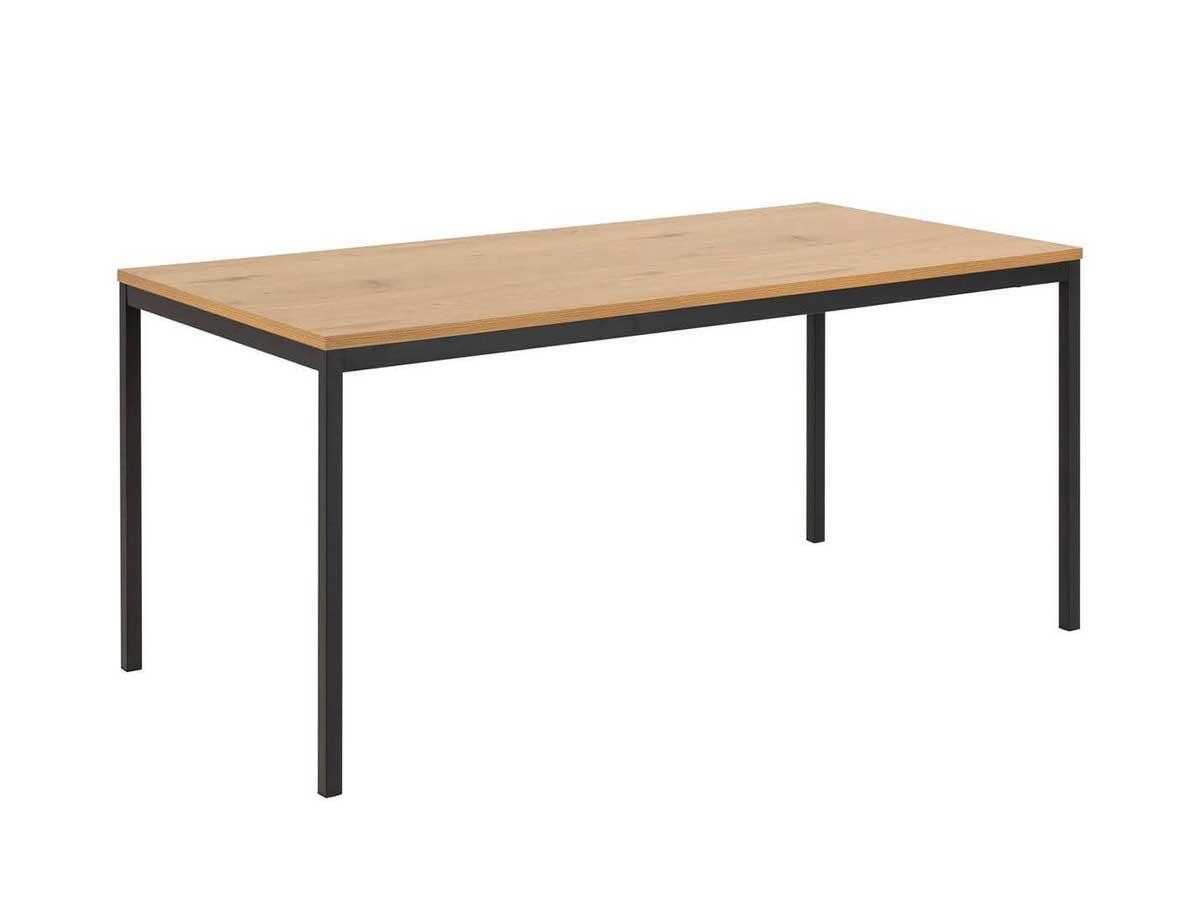 Table à manger 180 cm RAVEN chêne