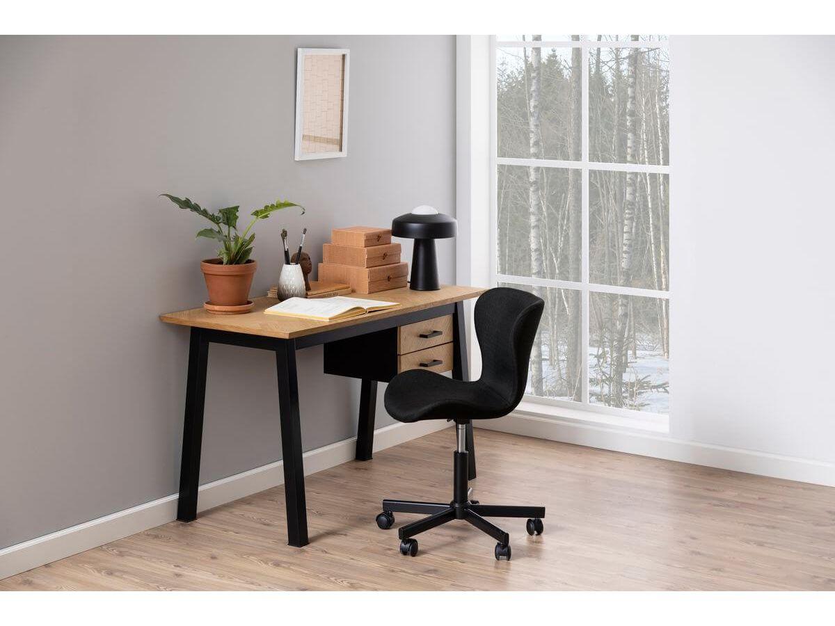 Chaise de bureau BALA tissu