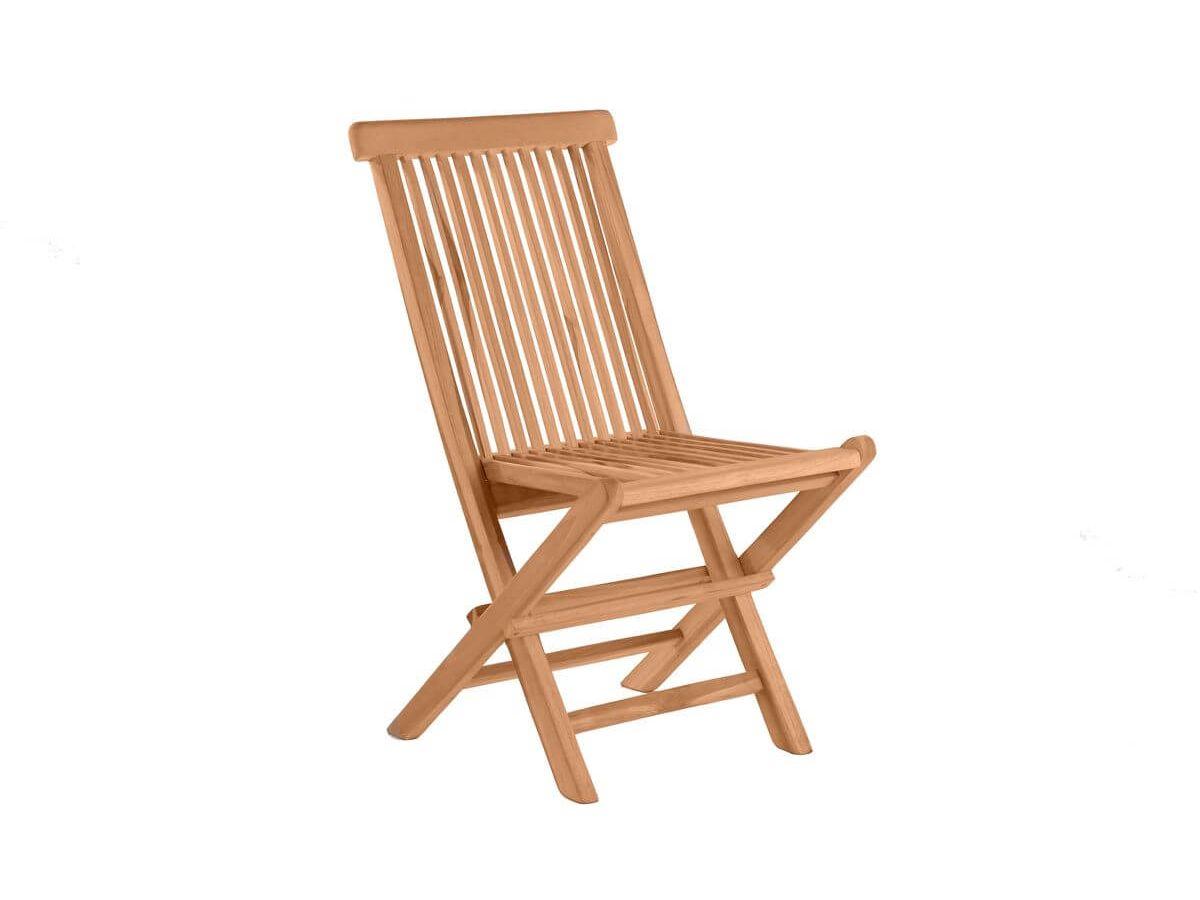 Ensemble de 2 chaises ETREDA bois clair naturel