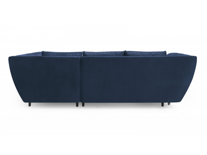 Canapé d'angle convertible REAL
