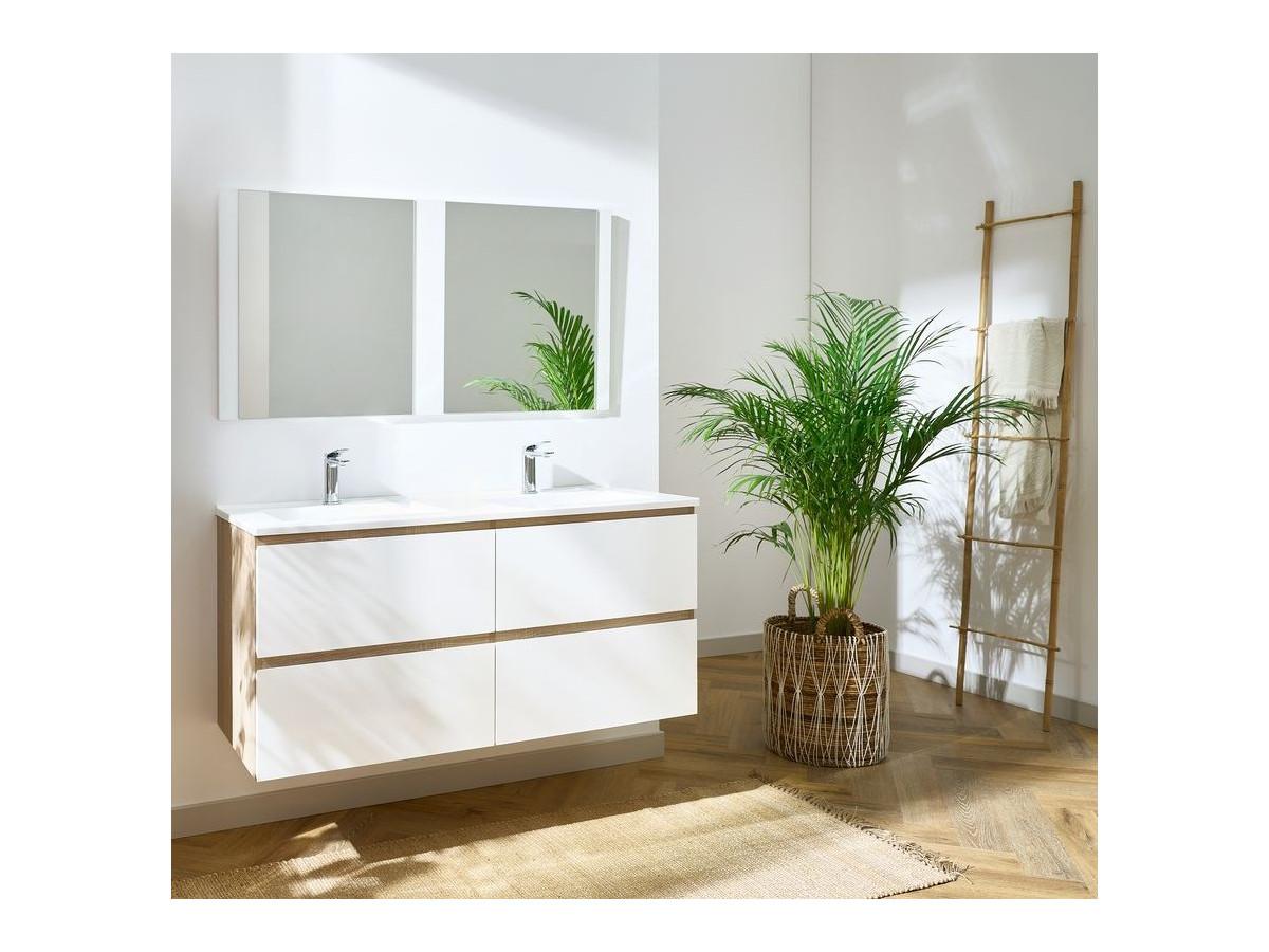Meuble de salle de bain 120 cm ALANI